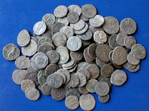 High-Quality-Uncleaned-Roman-coins-from-Europe-www.nerocoins.com