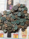 uncleaned-Roman-coins-www.nerocoins.com