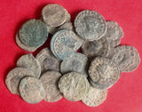 Uncleaned-and-unsorted-Roman-Antoninian-From-Europe-www.nerocoins.com
