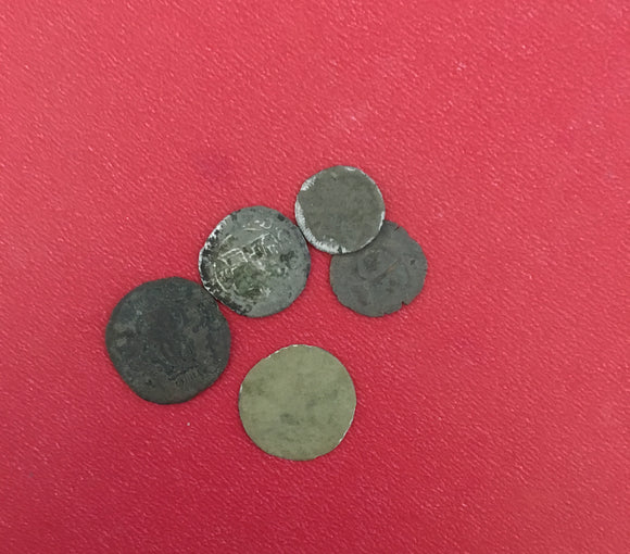 UNCLEANED-MEDIEVAL-COINS-FROM-EUROPE-www.nerocoins.com