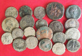 HIGHER-GRADE-LARGE-UNCLEANED-ROMAN-COINS-15-to-36-mm-www.nerocoins.com