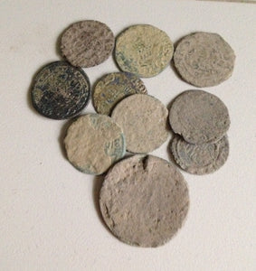BEAUTIFUL-UNCLEANED-MEDIEVAL-COINS-FROM-EUROPE-www.nerocoins.com