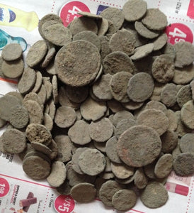 Premium Crusty Uncleaned Roman Coins