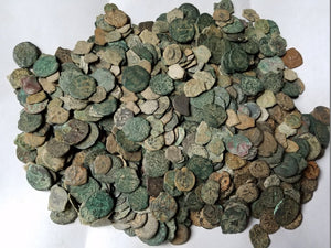 Low-quality-uncleaned-ancient-Judaea-Jewish-Biblical-coins-www.nerocoins.com