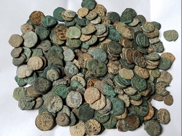 Medium-Quality-Ancient-Judaea,-Jewish-Biblical-coins-www.nerocoins.com