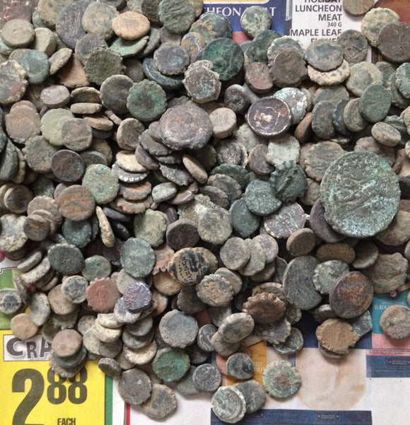 Uncleaned-Greek-Desert-Coins-From-Israel-www.nerocoins.com