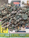 Uncleaned-Greek-Coins-From-Israel-www.nerocoins.com