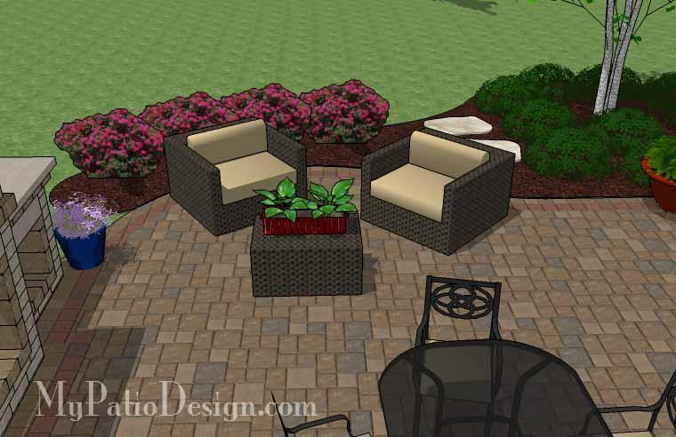 Paver Patio #06-055001-01