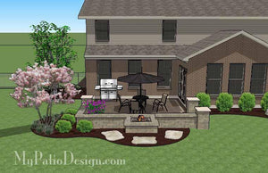 Paver Patio #08-032001-01