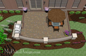 Paver Patio #S-048001-01