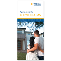 Tips to Avoid the Top 10 Claims