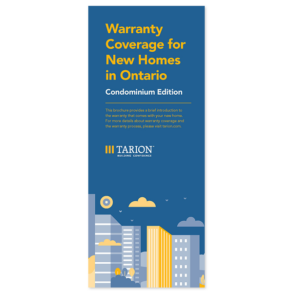 Warranty Coverage for New Homes in Ontario: Condominium Edition