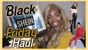 My 2018 Black Friday Haul feat. SheIn