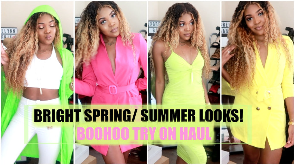 FESTIVAL FASHION! NEW SPRING ITEMS FROM BOOHOO.COM | BLOG HAUL