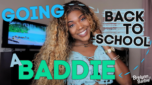 Going Back to School a Baddie- A Back To School BlogHaul