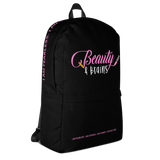 Black Beauty and Brains Backpack
