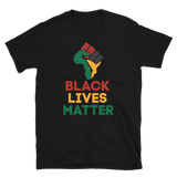 Black Lives Matter African Resist T-Shirt