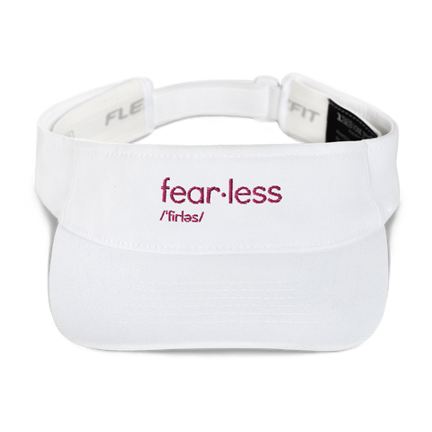Be Fearless Visor