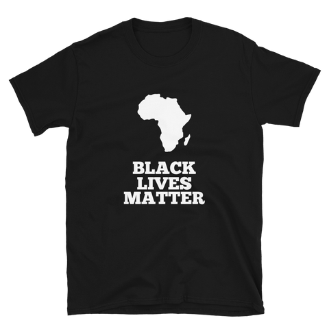 Black Lives Matter T-Shirt - White