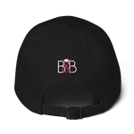 Black Periodic Table Dad hat
