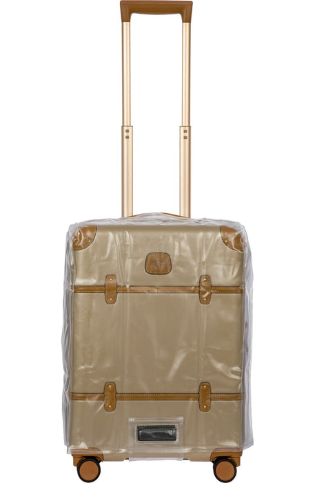 Transparent Custom Cover for 21-Inch Bellagio Spinner Trunks