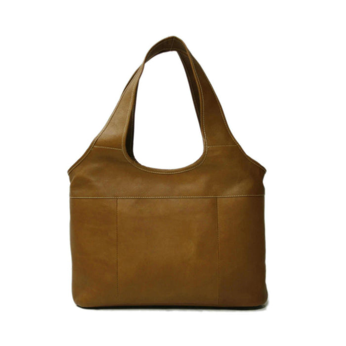 Piel Leather Laptop Hobo