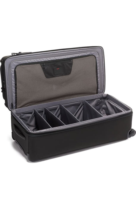 Alpha 3 Collection 34-Inch Tall 4-Wheel Duffle Packing Case