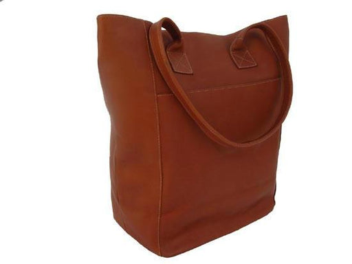 Piel Leather XL Shopping Bag
