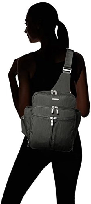 Baggallini Messenger Bagg with RFID Cross Body