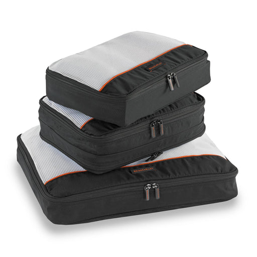 Briggs & Riley Travel Basics Set Of 3 Large Packing Cubes