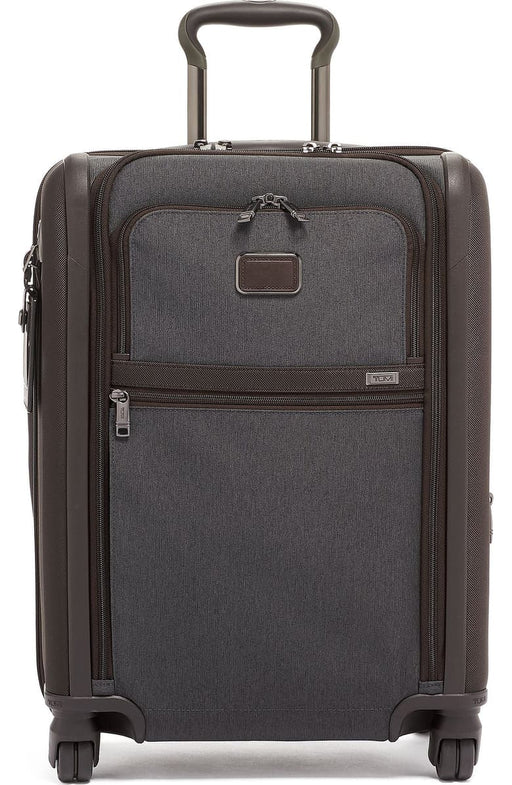 Alpha 3 Collection 22-Inch Wheeled Dual Access Continental Carry-On
