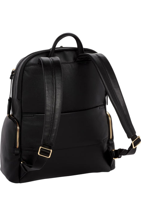 Voyageur Carson Leather Backpack