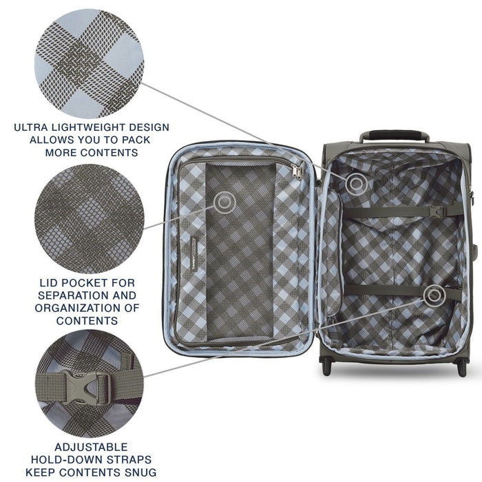 "Maxlite® 5 22"" Expandable Carry-On Rollaboard®"