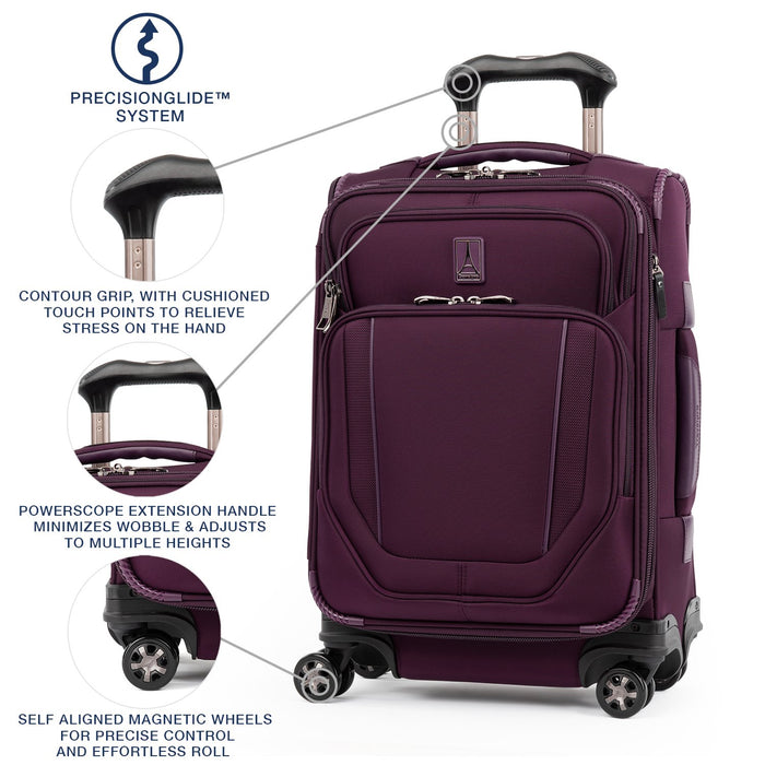 Crew™ VersaPack™ Global Carry-on Expandable Spinner