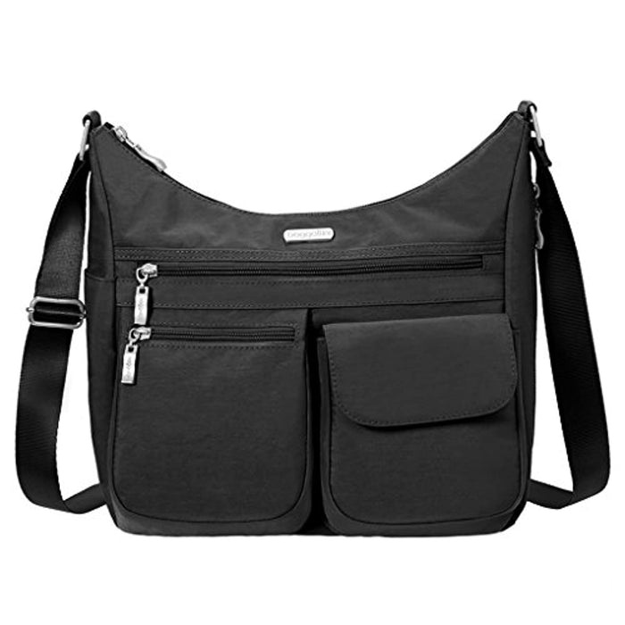 Baggallini Everywhere bagg with RFID, Black
