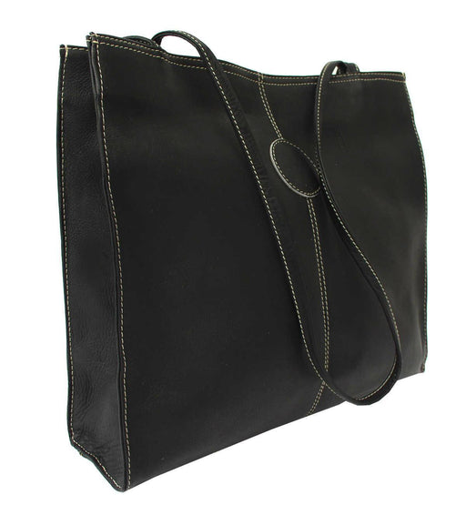Piel Medium Market Bag
