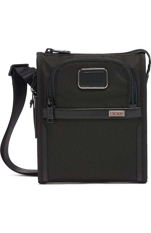 Alpha 3 Collection Small Crossbody Pocket Bag