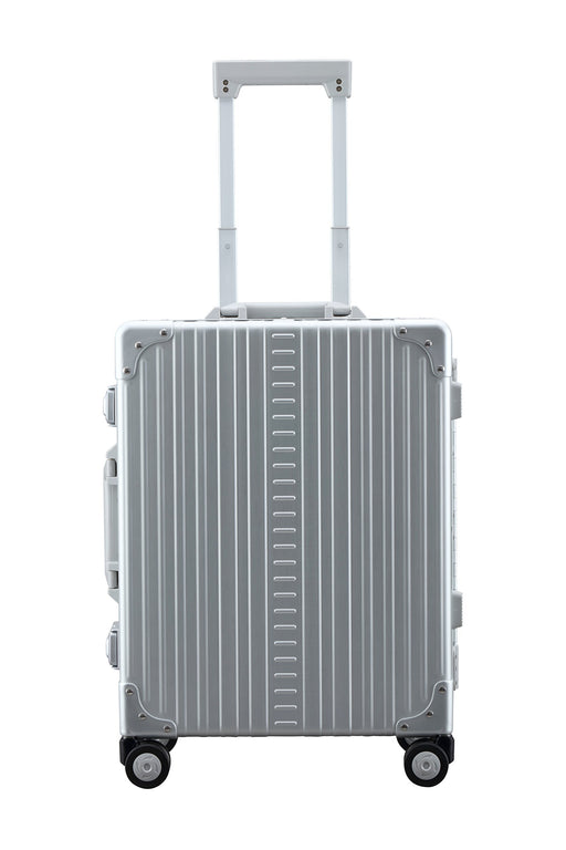 "Aleon 21"" Aluminum Carry-On with Suiter Hardside Luggage"