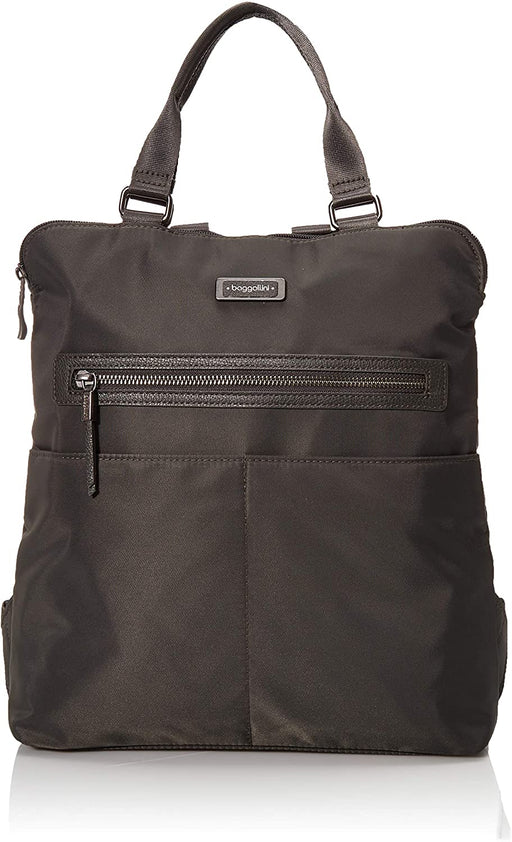 Baggallini Women's Jessica Convertible Tote Backpack