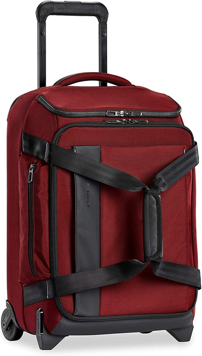 "21"" INTERNATIONAL CARRY-ON UPRIGHT DUFFLE"