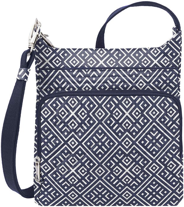 Travelon Women's Anti-Theft Boho N/S Crossbody Cross Body Bag