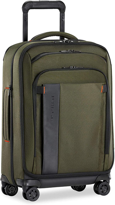 "22"" DOMESTIC CARRY-ON EXPANDABLE SPINNER"