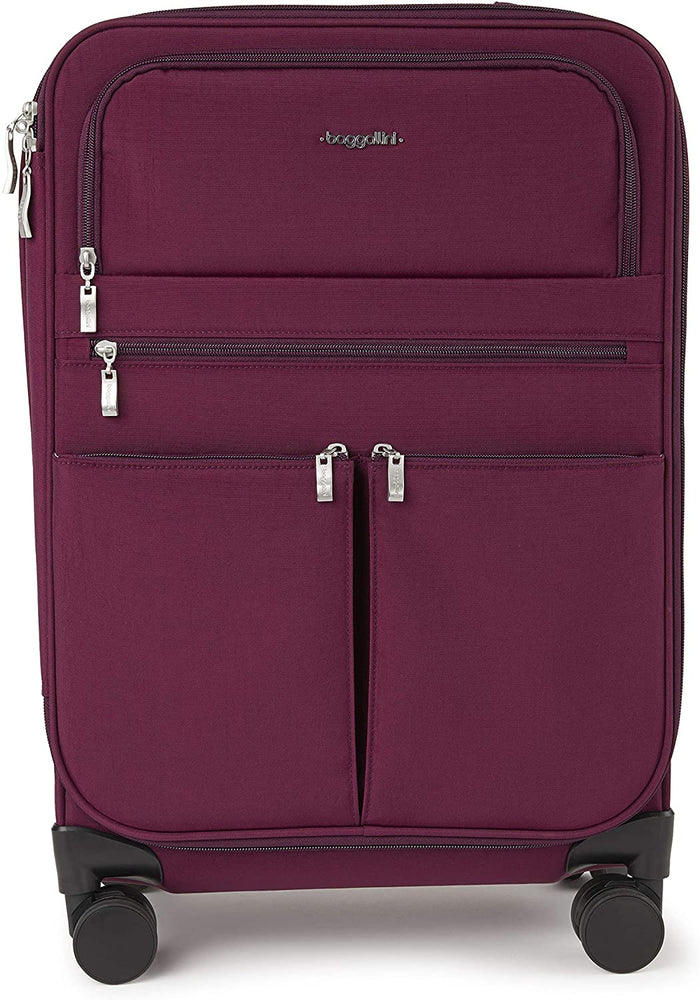 baggallini 4 wheel carry-on