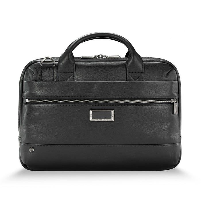 Leather Slim Brief