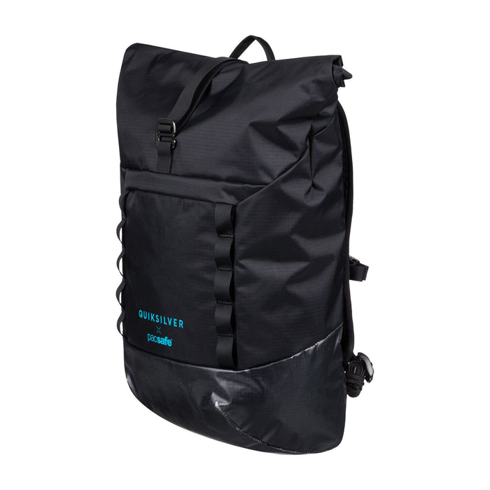 Quiksilver X Pacsafe Dry Lite Rolltop Backpack
