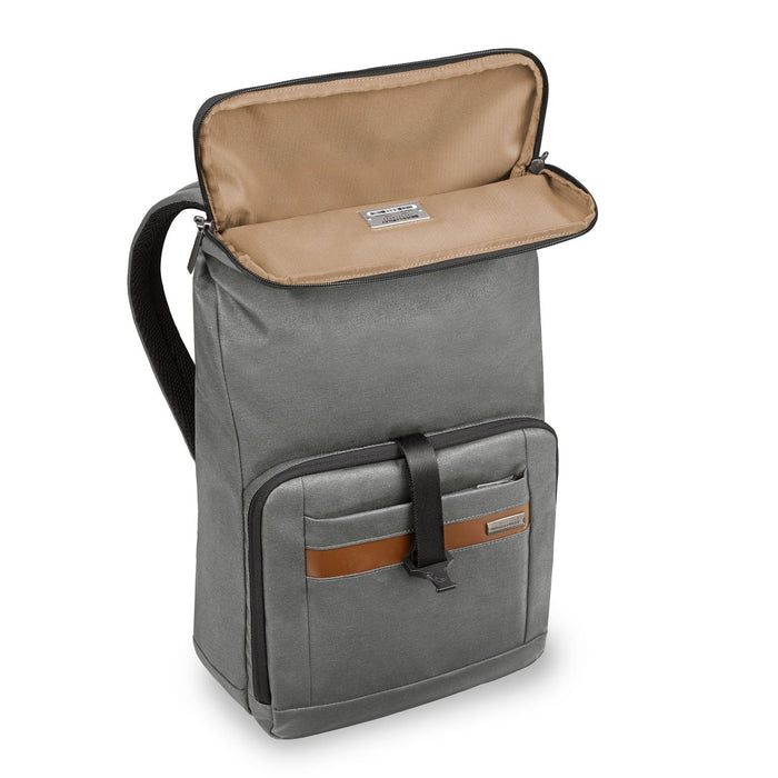 Briggs And Riley Kinzie Medium Foldover Backpack
