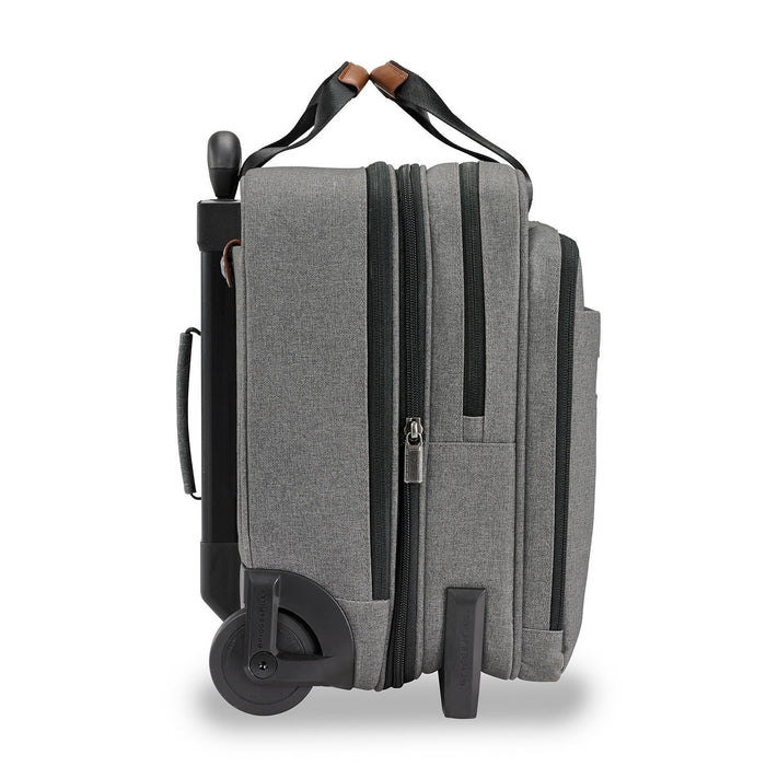 Medium Expandable Rolling Brief
