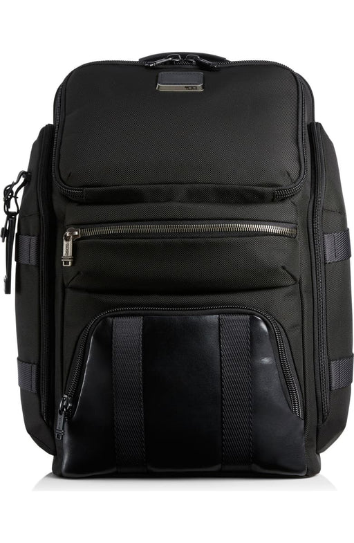 Alpha Bravo Tyndall Black Backpack