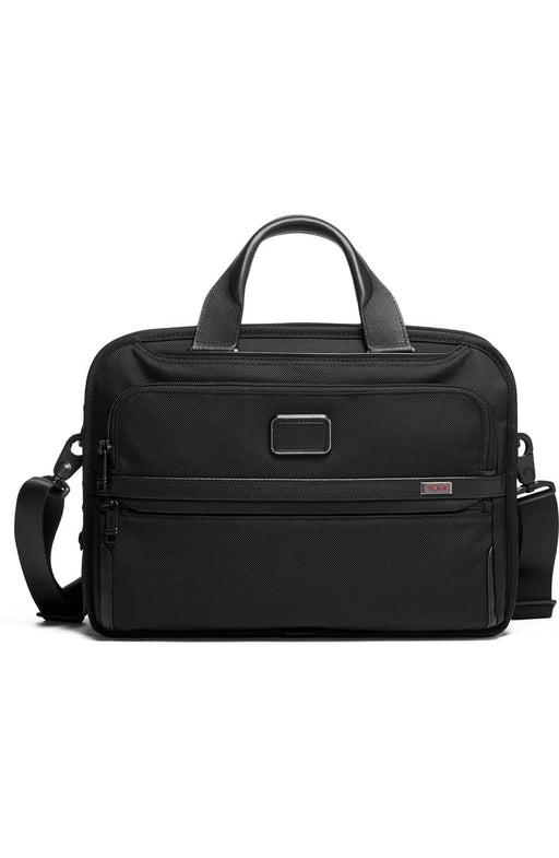 Alpha 3 Triple Compartment Briefcase