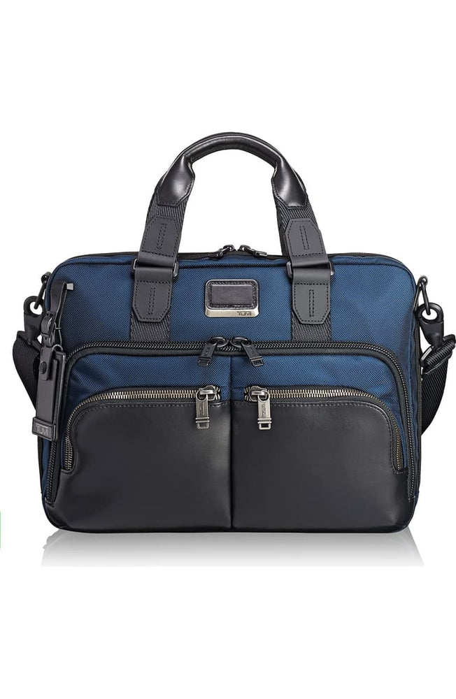 Alpha Bravo - Albany Slim Commuter Briefcase